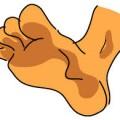 内くるぶしの前側が痛い、10-15歳のスポーツマンの足の障害について(外脛骨障害)