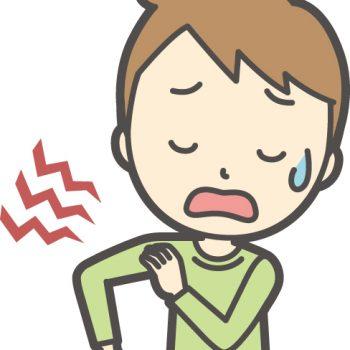 肩が上がらない‼これって神経の麻痺が原因⁉